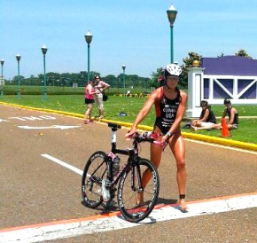 Memphis in May Triathlon