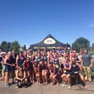 Our awesome Salt Lake Tri Club (SLTC)