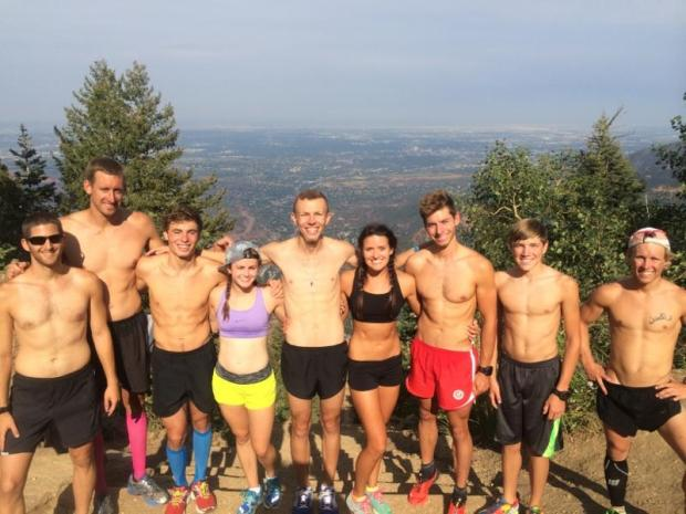 Top of the Incline